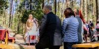 Uroczystości w Woli Marzeńskiej