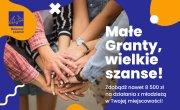 Równać szanse - granty dla młodych